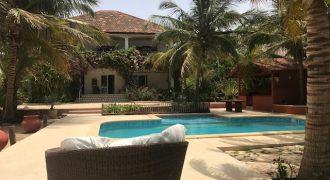 Villa coloniale à vendre à Warang (Mbour)