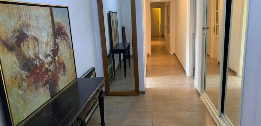 JOLI APPARTEMENT 3 CHAMBRES SALON MEUBLE EN CENTRE VILLE AVG/SORANO/IN/040521